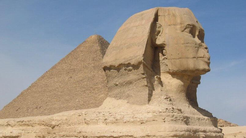 Египет диалоги