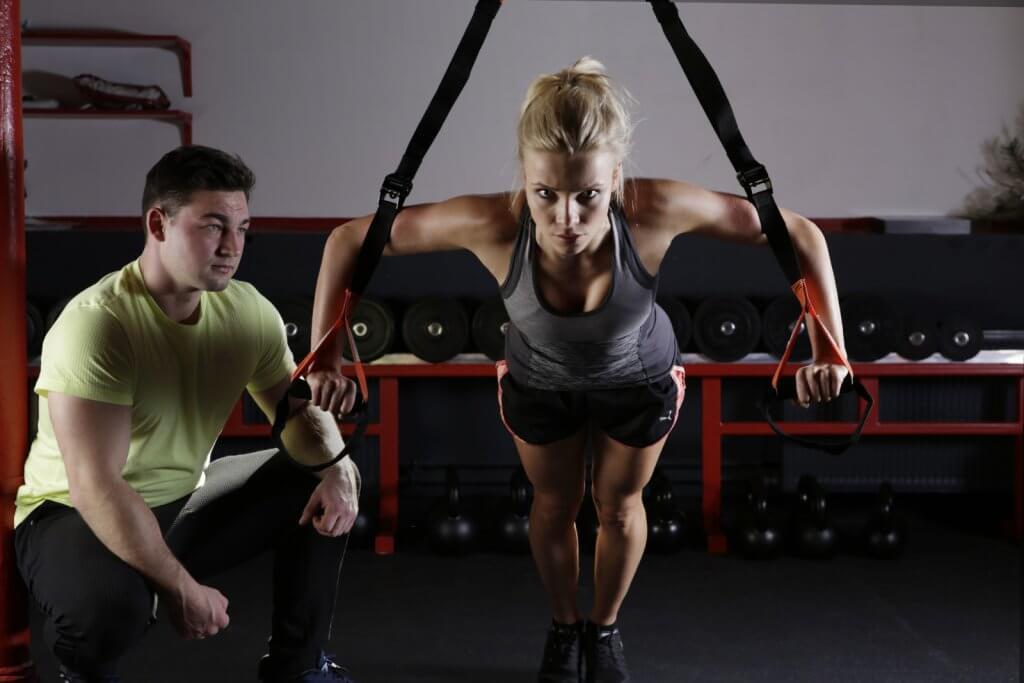 Занятия фитнесом топик