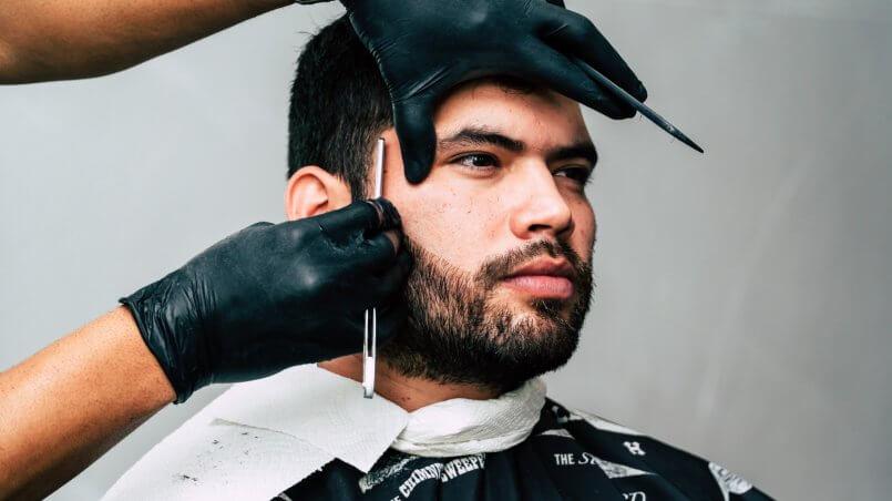парикмахерская диалог