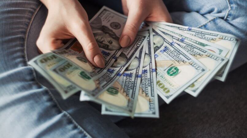 обмен валюты диалог