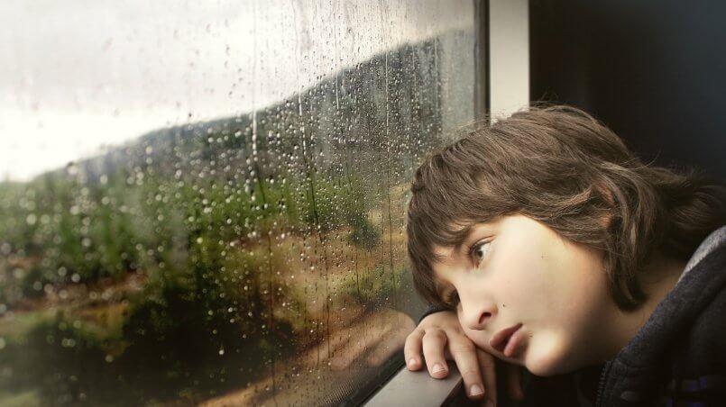 дождь диалог