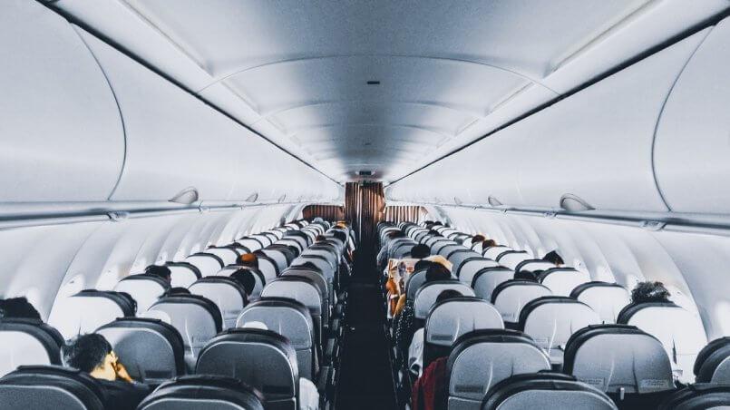 разговор в самолете