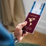 паспортный контроль диалог