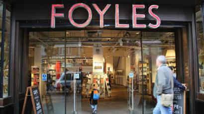 Книжный магазин Foyle's