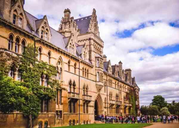 Оксфорд университет