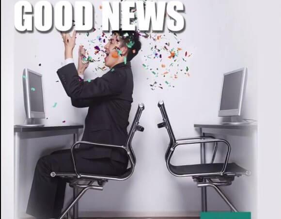 как реагировать на хорошую новость