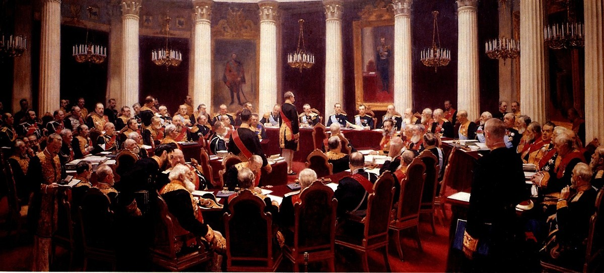 торжественное заседание совета